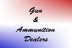 Gun & Ammunition Dealers