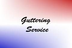 Guttering Service