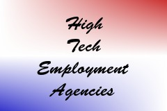 High Tech Employment Agencies