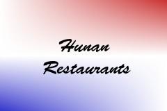 Hunan Restaurants