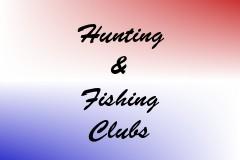 Hunting & Fishing Clubs