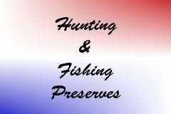 Hunting & Fishing Preserves