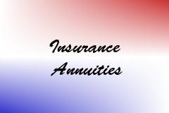 Insurance Annuities