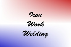 Iron Work Welding