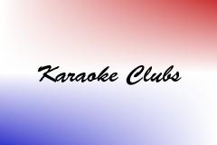 Karaoke Clubs