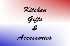 Kitchen Gifts & Accessories