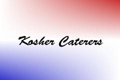 Kosher Caterers