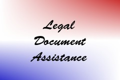 Legal Document Assistance