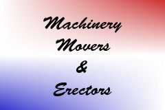 Machinery Movers & Erectors