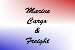 Marine Cargo & Freight