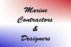 Marine Contractors & Designers