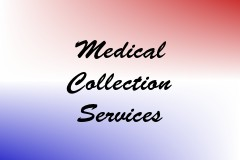 Medical Collection Services