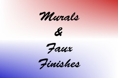 Murals & Faux Finishes