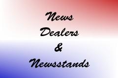News Dealers & Newsstands