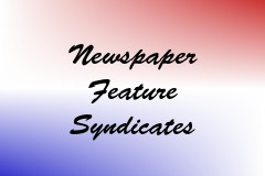 Newspaper Feature Syndicates