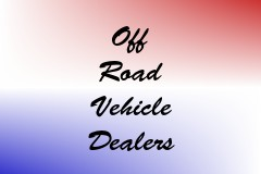 Off Road Vehicle Dealers