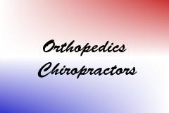 Orthopedics Chiropractors