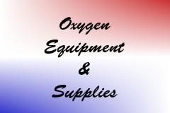 Oxygen Equipment & Supplies