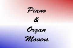Piano & Organ Movers