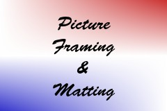 Picture Framing & Matting