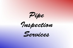 Pipe Inspection Services