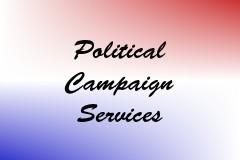 Political Campaign Services