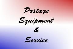 Postage Equipment & Service