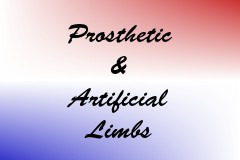 Prosthetic & Artificial Limbs