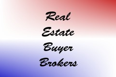 Real Estate Buyer Brokers