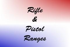 Rifle & Pistol Ranges