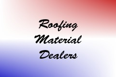 Roofing Material Dealers