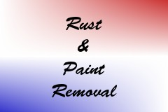 Rust & Paint Removal