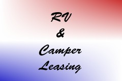 RV & Camper Leasing