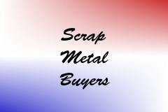 Scrap Metal Buyers