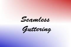 Seamless Guttering