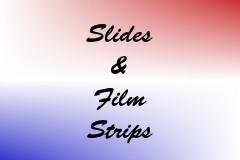 Slides & Film Strips