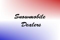 Snowmobile Dealers