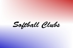 Softball Clubs