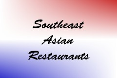 Southeast Asian Restaurants