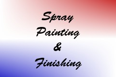 Spray Painting & Finishing