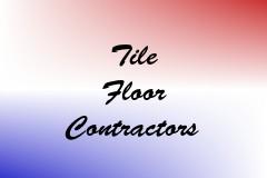 Tile Floor Contractors