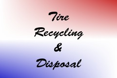 Tire Recycling & Disposal