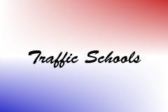 Traffic Schools