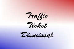 Traffic Ticket Dismissal