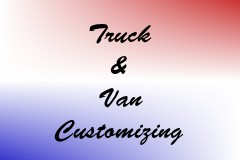 Truck & Van Customizing