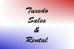 Tuxedo Sales & Rental