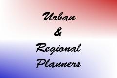 Urban & Regional Planners