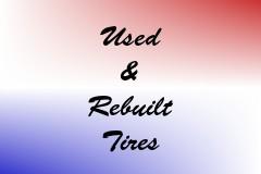 Used & Rebuilt Tires