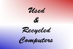 Used & Recycled Computers