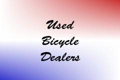 Used Bicycle Dealers